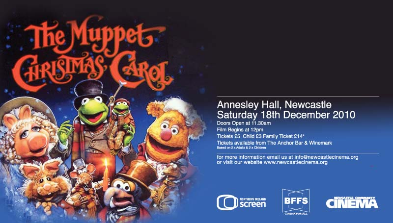 The Muppet Christmas Carol Trailer.It S A Muppet Christmas In Newcastle Newcastle Rocks
